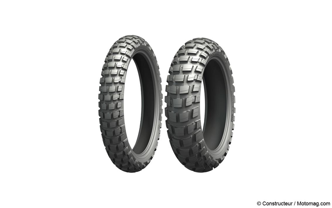 Essai des pneus pour trail Michelin Anakee Wild