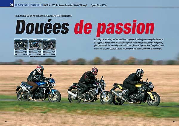 moto magazine n 224 moto magazine leader de l actualit de la moto et du motard. Black Bedroom Furniture Sets. Home Design Ideas