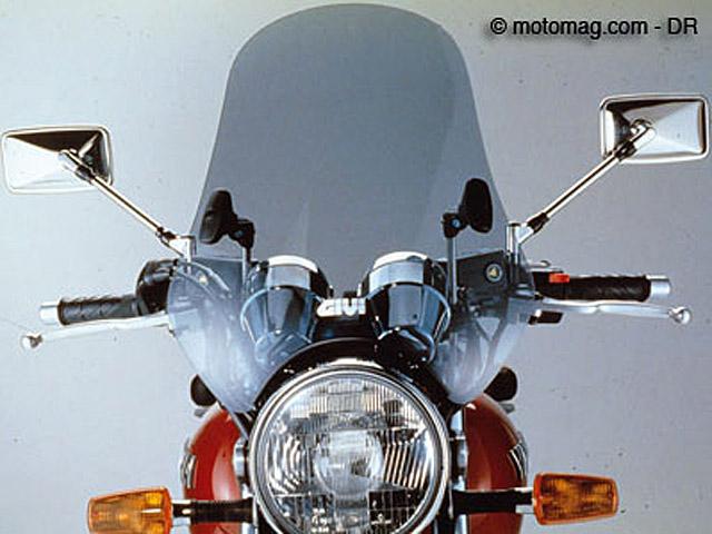 bien choisir son saute vent moto moto magazine leader. Black Bedroom Furniture Sets. Home Design Ideas