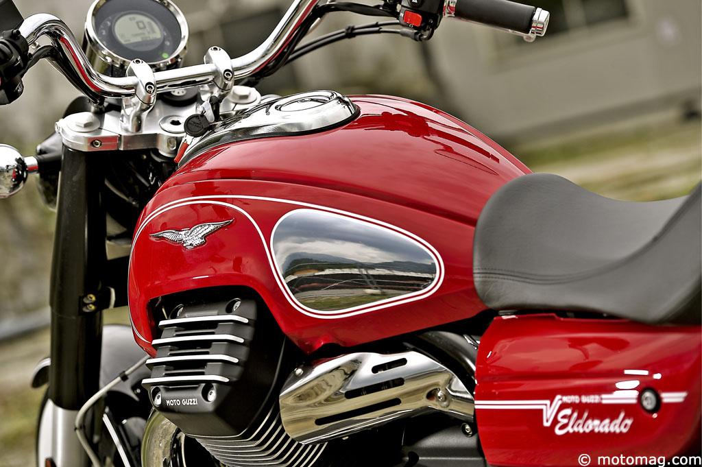 Moto Guzzi California >> Moto Guzzi 1400 Eldorado : plus belle la vie - Moto ...