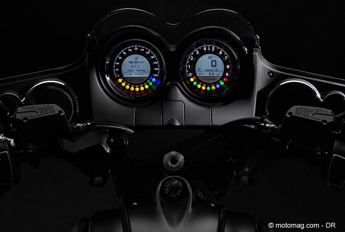 mgx21 le bagger moto guzzi en pr233commande moto