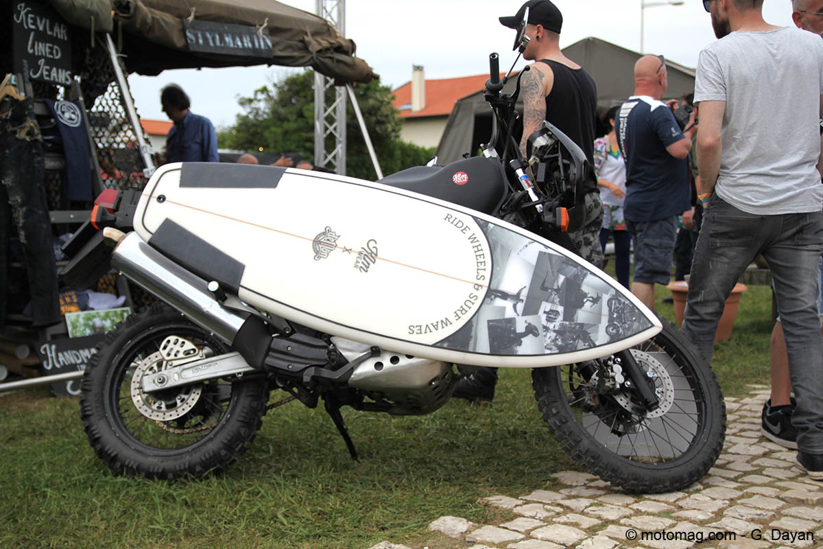 Wheels & Waves, moto et surf