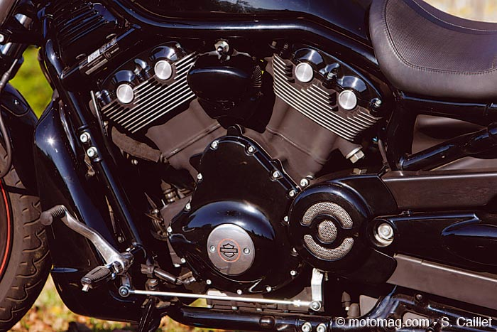 Harley Night Rod :moteur