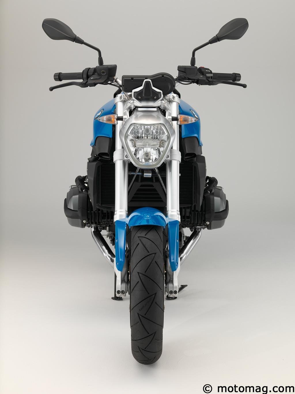 nouveaut moto 2015 bmw r 1200 r de l eau dans le gaz moto magazine leader de l. Black Bedroom Furniture Sets. Home Design Ideas