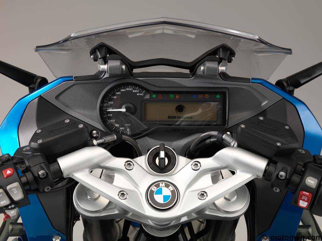 nouveaut moto 2015 bmw r 1200 rs pour voyager. Black Bedroom Furniture Sets. Home Design Ideas