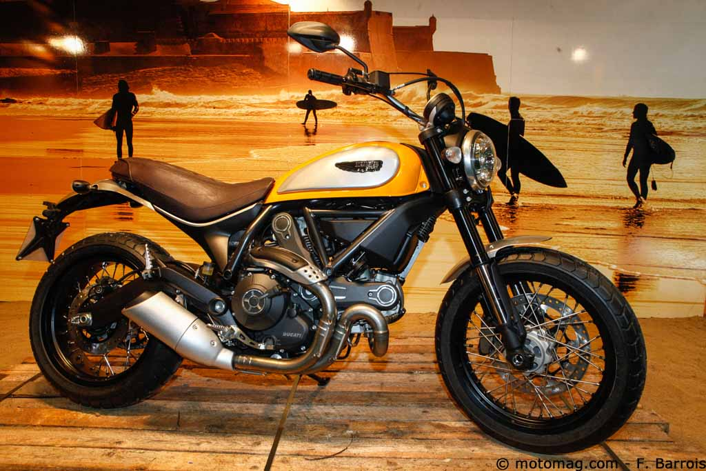 nouveaut moto 2015 ducati scrambler la cool moto magazine leader de l actualit. Black Bedroom Furniture Sets. Home Design Ideas