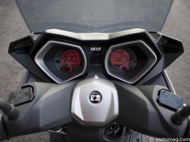 Yamaha X Max 125 Mbk Evolis 2014 Toujours Au
