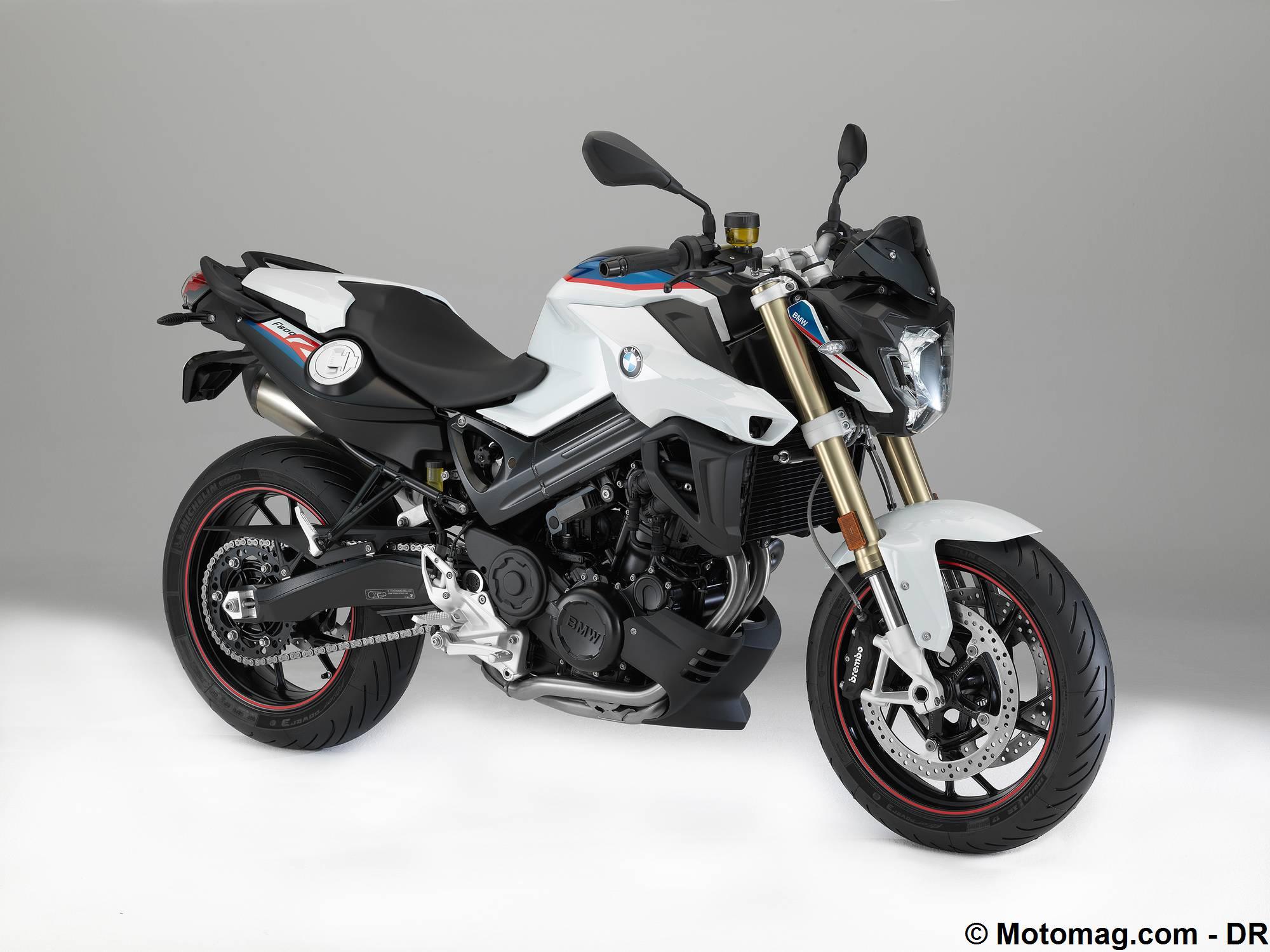 bmw f 800 r 2017 le roadster allemand polyvalent moto magazine leader de l actualit de la. Black Bedroom Furniture Sets. Home Design Ideas