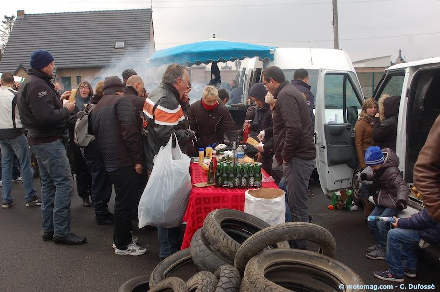 Pecquencourt nous a fait voir 36 chandelles moto for Salon pecquencourt