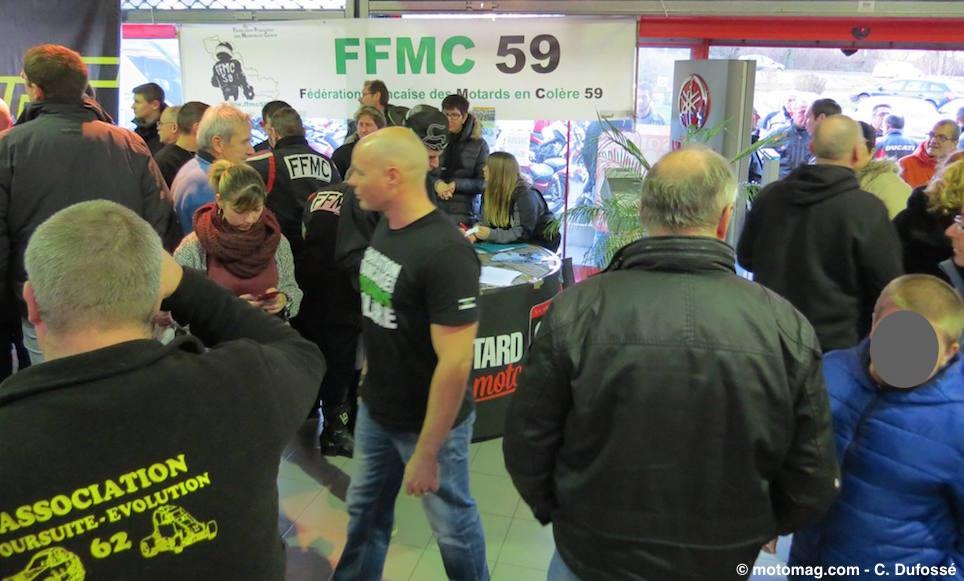 la ffmc 59 fait signer en masse sa p tition contre le moto magazine leader de l. Black Bedroom Furniture Sets. Home Design Ideas