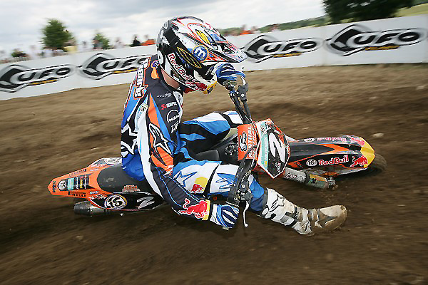 MX2 St Jean : grand Chelem pour Searle