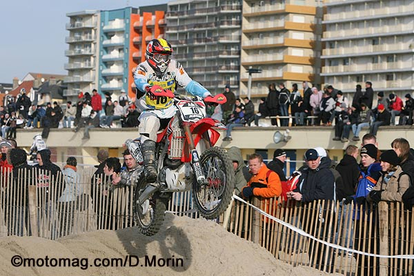 Touquet 2008 : Mat Iron