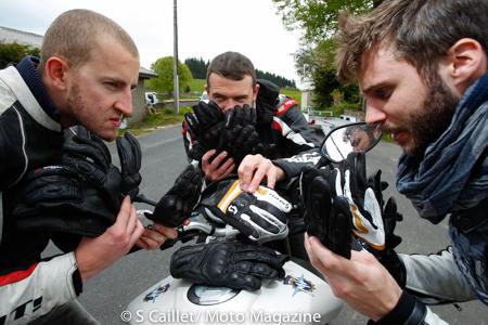 gants five sportcity