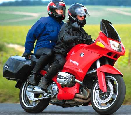 bmw les r 1100 (r/gs/rt/rs) - moto magazine - leader de l