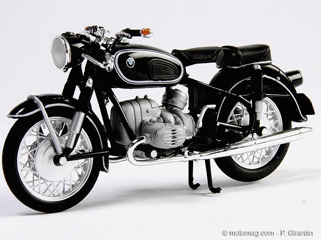 bmw r60 2 miniature par solido moto magazine leader de l actualit de la moto et du motard. Black Bedroom Furniture Sets. Home Design Ideas
