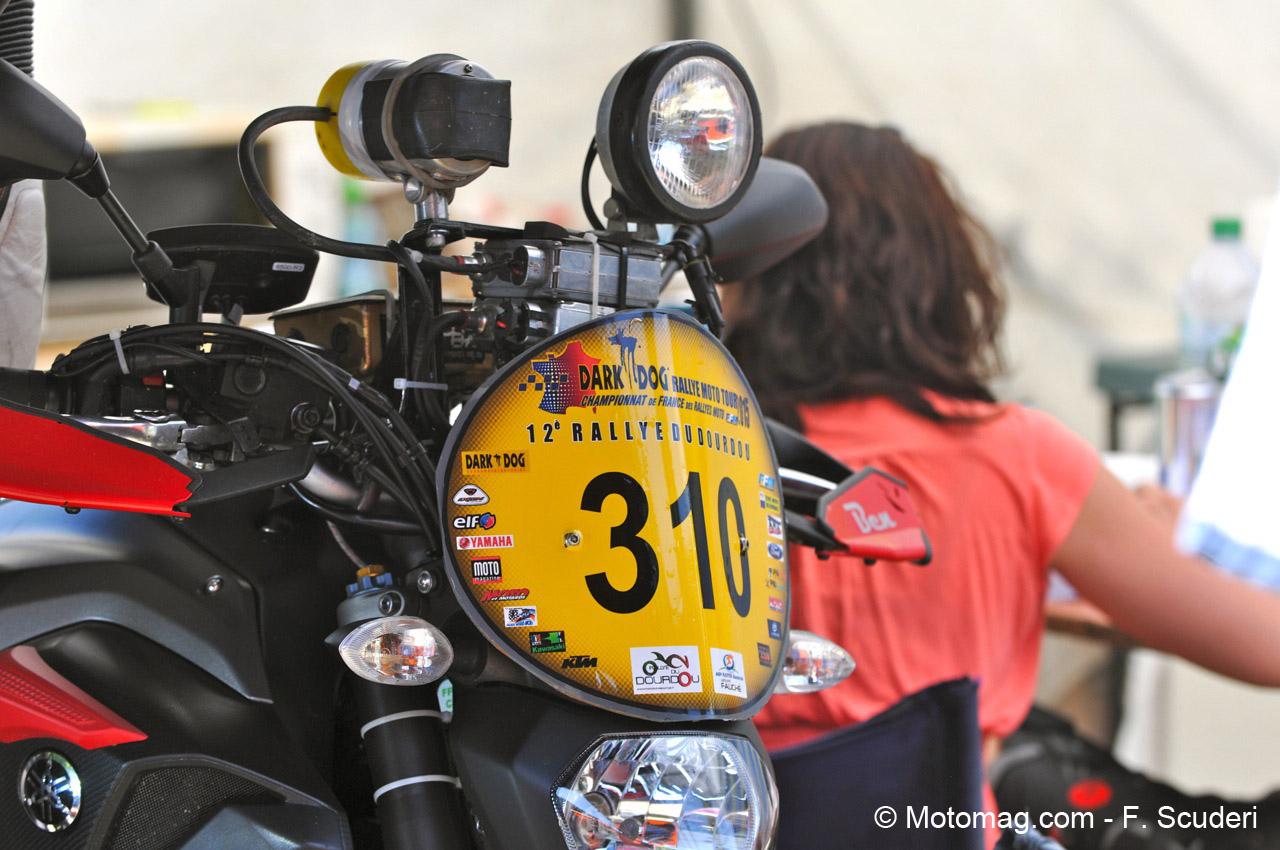 Quelle moto pour rallye routier