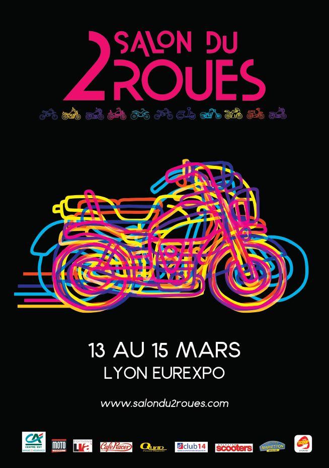 Salon du 2 roues de lyon moto magazine leader de l for Salon du diy lyon