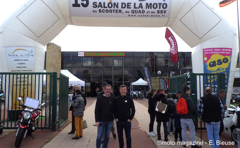 Narbonne 15e dition du salon de la moto moto magazine for Salon de la moto narbonne