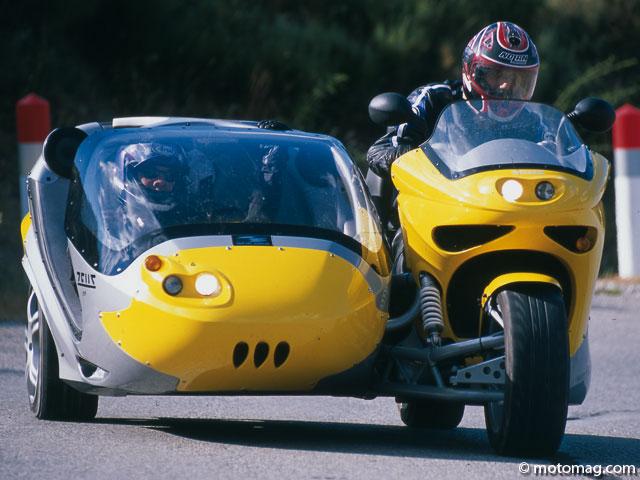 Side-car moto : 30 ans de trois-roues à la loupe ...
