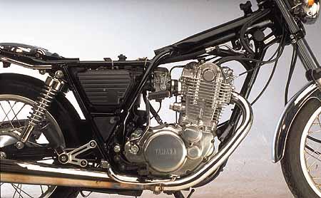 yamaha 500 sr 1978 1998 charmante minimaliste moto magazine leader de l actualit de la. Black Bedroom Furniture Sets. Home Design Ideas