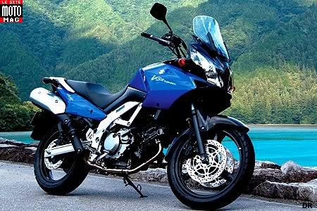suzuki 650 dl v strom moto magazine leader de l actualit de la moto et du motard. Black Bedroom Furniture Sets. Home Design Ideas