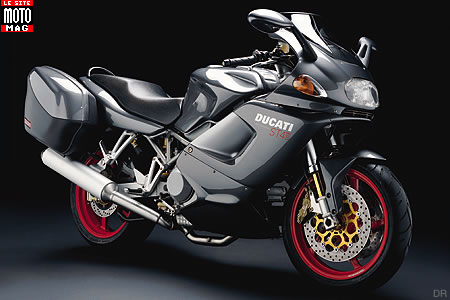 Ducati Sts Abs