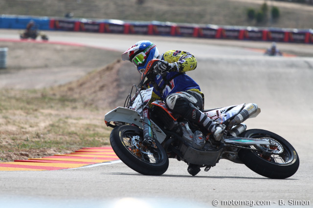 Supermoto des Nations 2011 : la relève tricolore