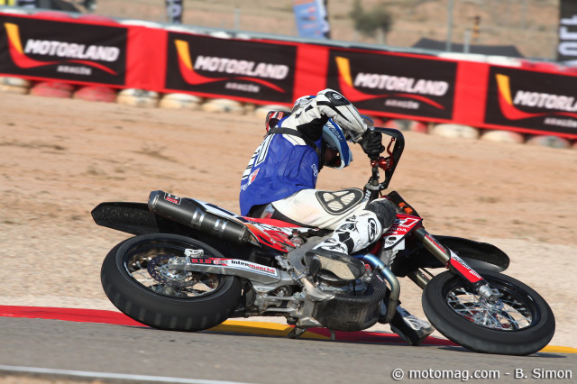 Supermoto des Nations 2011 : venu du cross