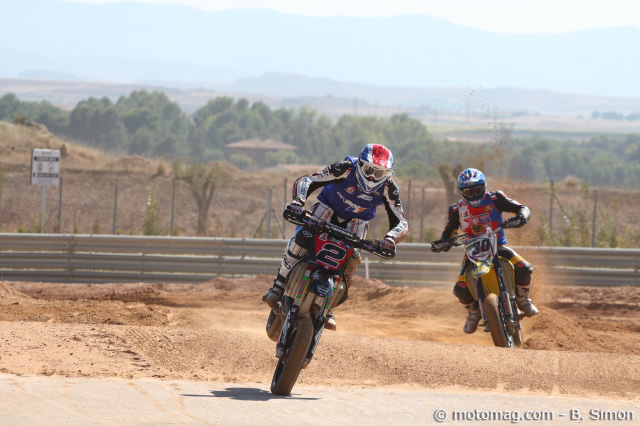 Supermoto des Nations 2011 : Bidart, super-titré