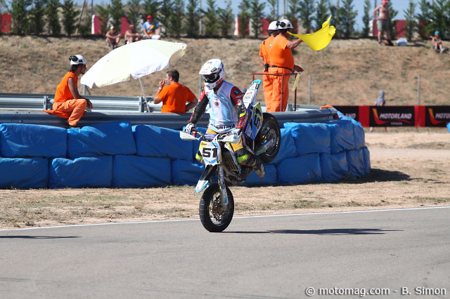 Supermoto des Nations 2011 : d'Amérique du Sud