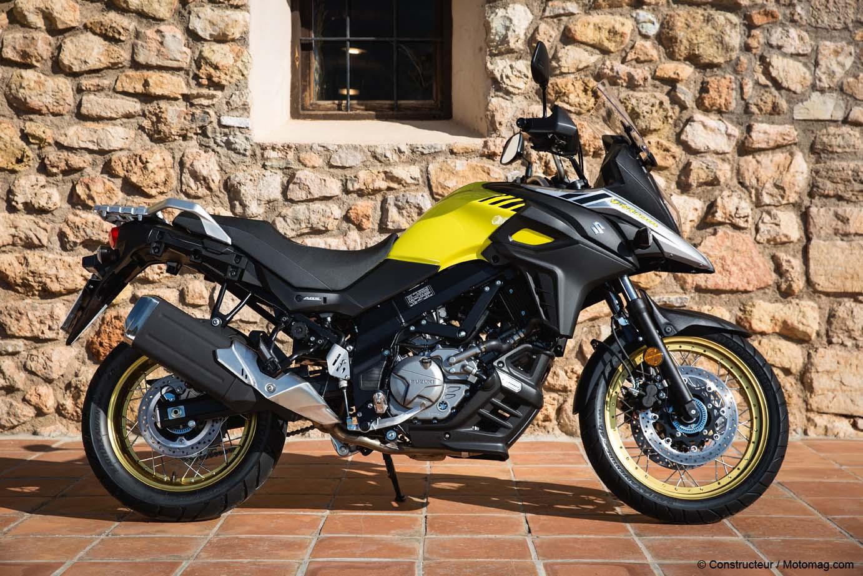suzuki v strom 650 xt l efficacit discr te moto magazine leader de l actualit de la moto. Black Bedroom Furniture Sets. Home Design Ideas