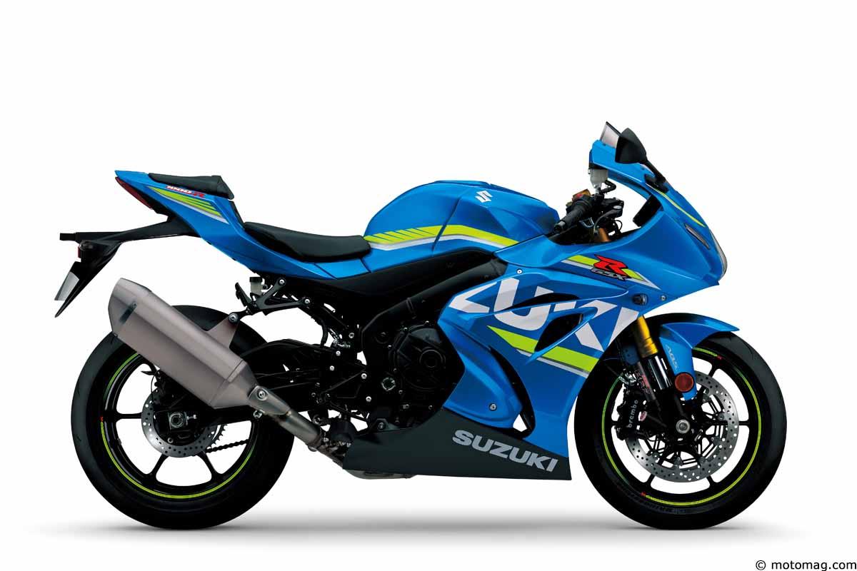Nouveaut moto 2016 suzuki gsx r 1000 moto magazine leader de l actualit de la moto et du