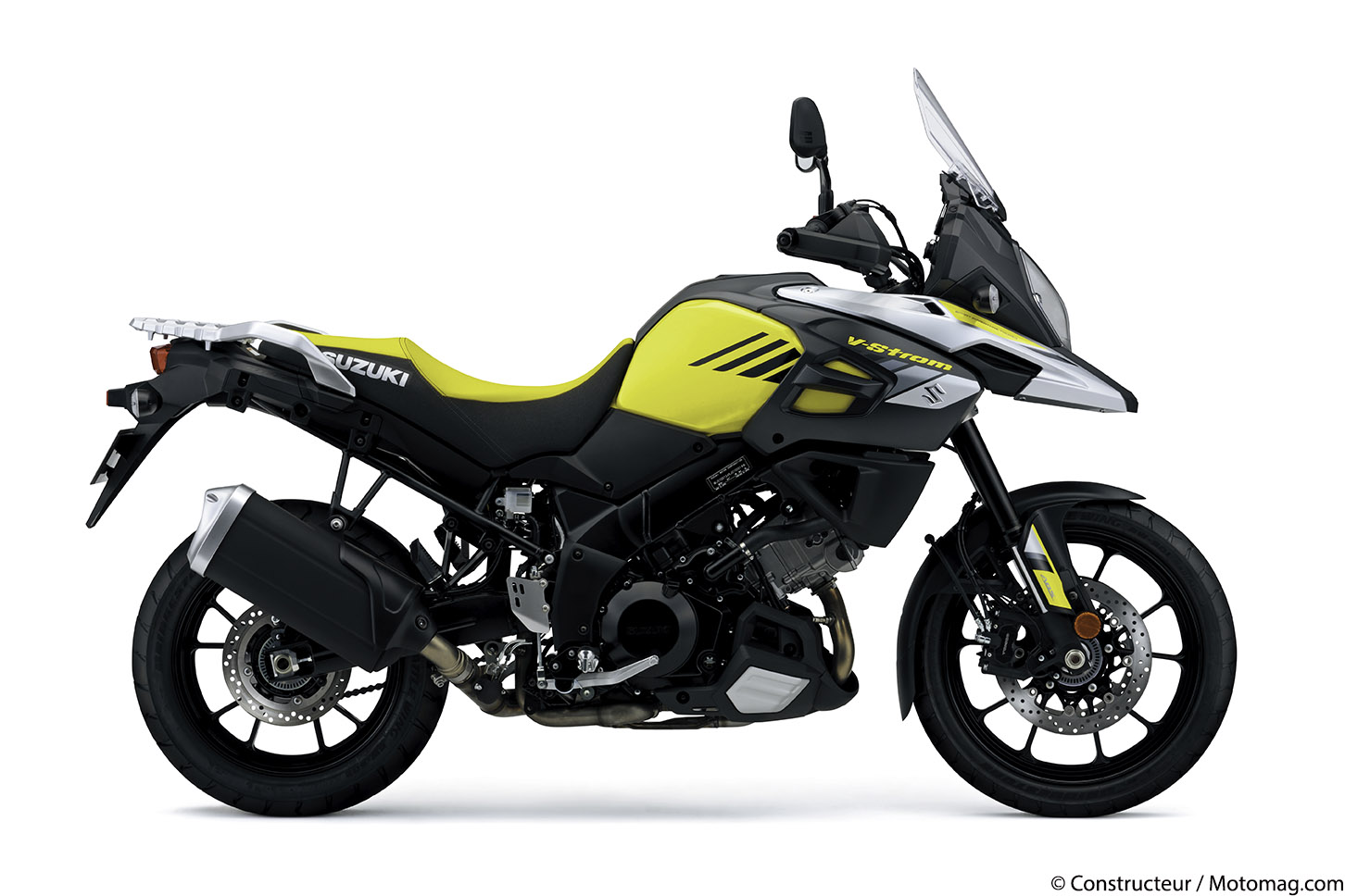 suzuki v strom 1000 xt la simplicit a du bon moto magazine leader de l actualit de la. Black Bedroom Furniture Sets. Home Design Ideas