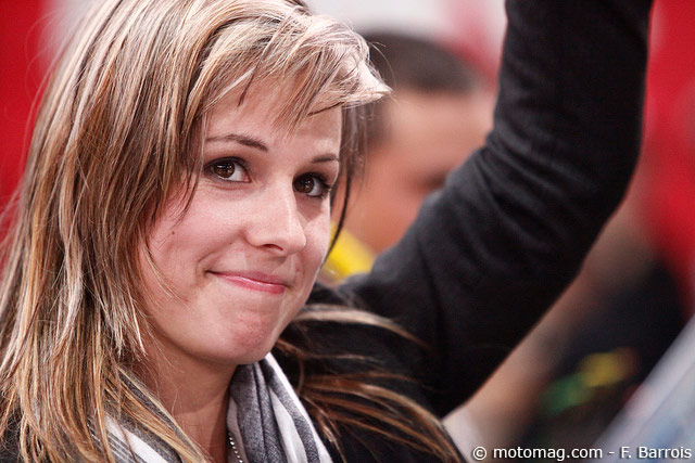 SX de Bercy 2011 : Livia Lancelot attend son tour !