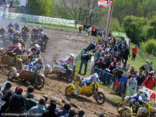 GP side-car cross : top départ !