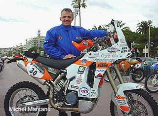 Un Vétéran Au Rallye De Tunisie Moto Magazine Leader De L