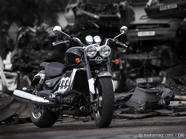Triumph Rocket 3 >> Triumph Rocket III Roadster - Moto Magazine - leader de l'actualité de la moto et du motard