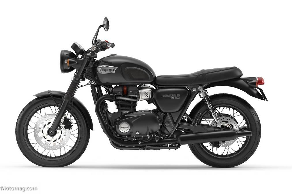 Essai Ma Rencontre Avec La Triumph T100 Moto Magazine Leader
