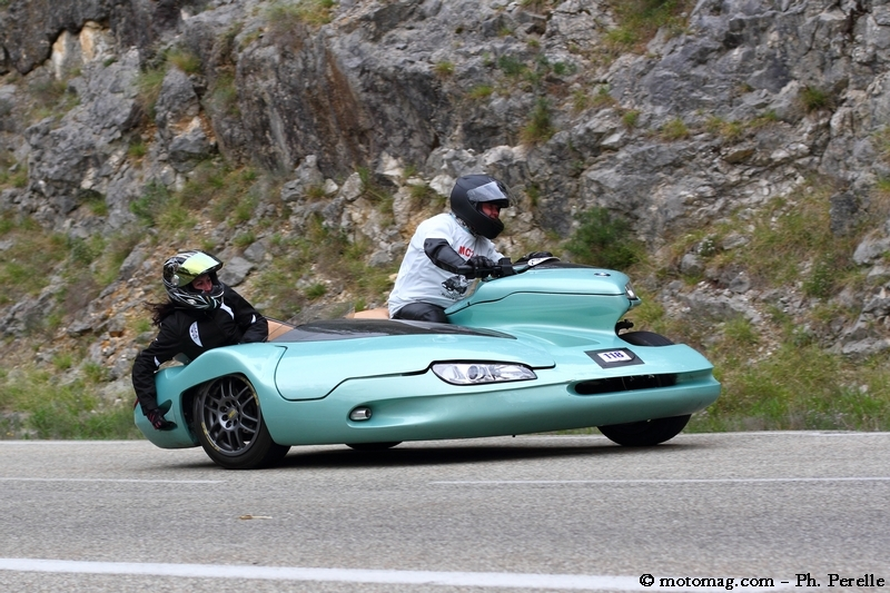 Ventoux Classic 2017 : side-car Marnat