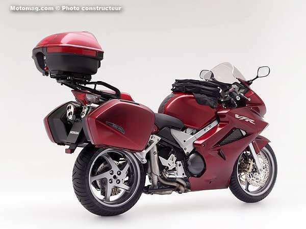 Accessoire moto vfr 800 vtec