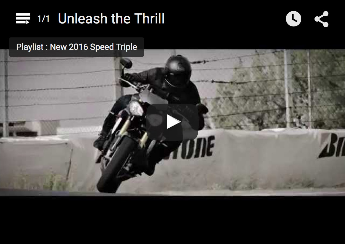 Unleash the Thrill - YouTube