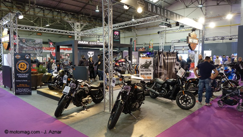 23 000 visiteurs au salon de la moto de marseille