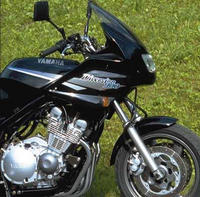 yamaha 900 xjs diversion moto magazine leader de l actualit de la moto et du motard. Black Bedroom Furniture Sets. Home Design Ideas