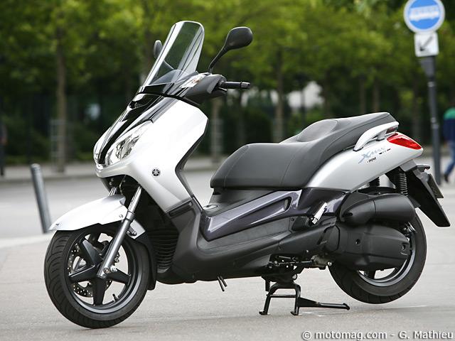 yamaha 125 x max moto magazine leader de l actualit de la moto et du motard. Black Bedroom Furniture Sets. Home Design Ideas