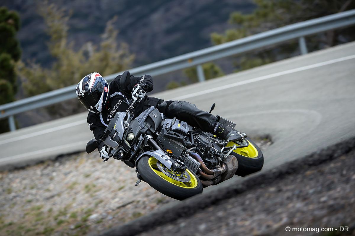Yamaha mt 10 ecco i dati di potenza coppia e peso for Fazeritalia forum