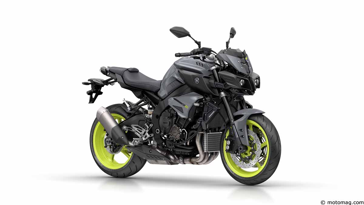 nouveaut moto 2016 le tarif de la yamaha mt 10 moto magazine leader de l actualit. Black Bedroom Furniture Sets. Home Design Ideas
