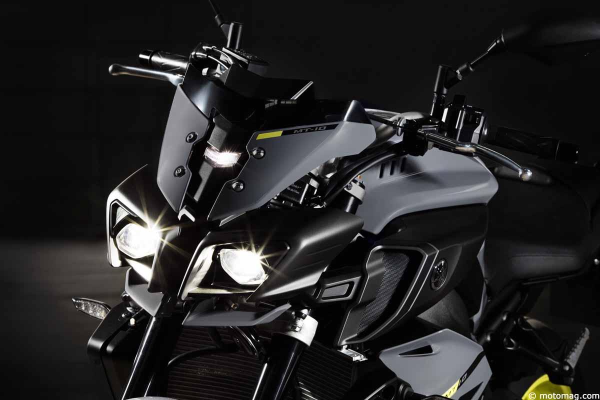 nouveaut moto 2016 yamaha mt 10 moto magazine leader de l actualit de la moto et du motard. Black Bedroom Furniture Sets. Home Design Ideas