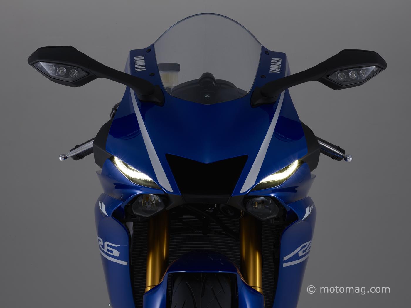 nouveaut moto 2017 la yamaha r6 d voil e moto magazine leader de l actualit de la moto. Black Bedroom Furniture Sets. Home Design Ideas