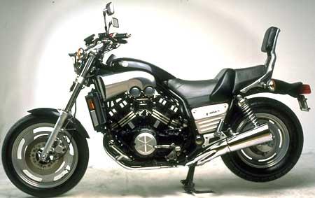 1986 Yamaha 1200 Yamaha 1200 Vmax Succès