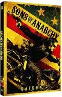 DVD FICTION : Sons of Anarchy - Coffret intégral de la (...)